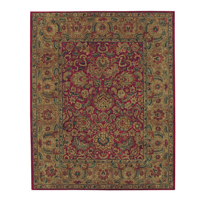 Capel Rugs Kaimuri-Bidjar 6 x 9 Red 9286_510