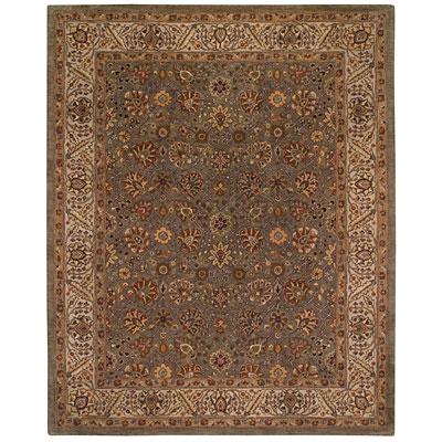 Capel Rugs Kaimuri-Sultan Lace 6 x 9 Pewter 9276_300