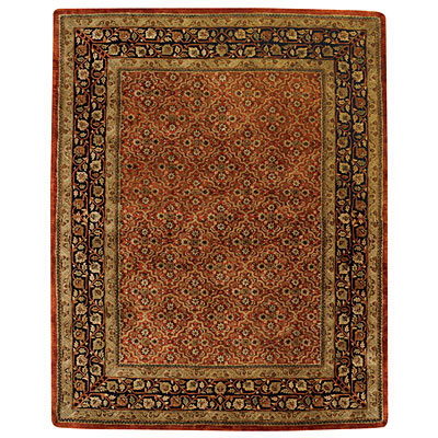 Capel Rugs Mahal-Bahktiar 2x3 Copper 3865_800