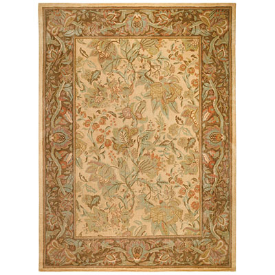Capel Rugs Marthas Vineyard Pastels 8x11 Biscuit 9261_600