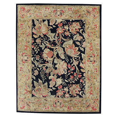 Capel Rugs Marthas Vineyard 8x11 Midnight 9250_350