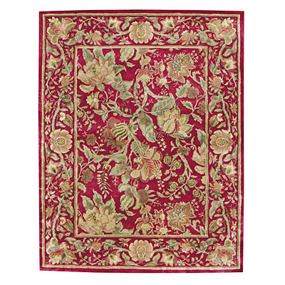 Capel Rugs Marthas Vineyard 2x3 Rouge 9250_550