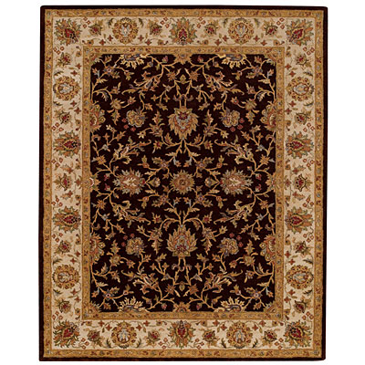 Capel Rugs Mumtaz - Keshan 9x12 ChocolateWheat 3315_750