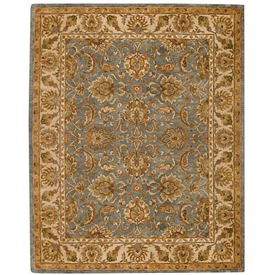 Capel Rugs Mumtaz - Mahal 10X14 SlateCream 3316_400