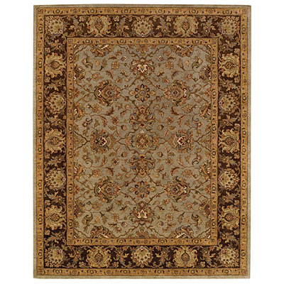 Capel Rugs Mumtaz - Meshed 5X8 CeladonCocoa 3313_200