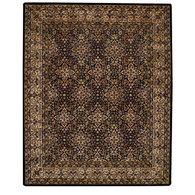 Capel Rugs Regal - Agra 5 x 8 Black 3365_350