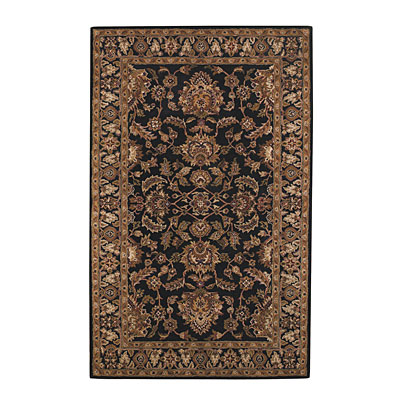 Capel Rugs Regal - Herati 5 x 8 Black 3346_300