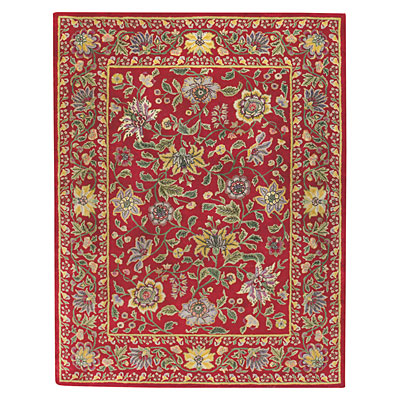 Capel Rugs Regal - Iris 8 x 11 Red 3362_540