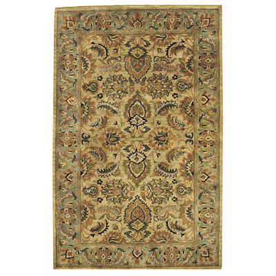 Capel Rugs Regal - Isfahan 7 x 9 Gold 3351_120