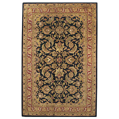 Capel Rugs Regal - Keshan 7 x 9 Black 3350_350
