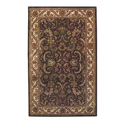 Capel Rugs Regal - Meshed 5 x 8 Chocolate 3349_760