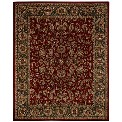 Capel Rugs Regal - Mirza 8 x 11 Red 3369_550