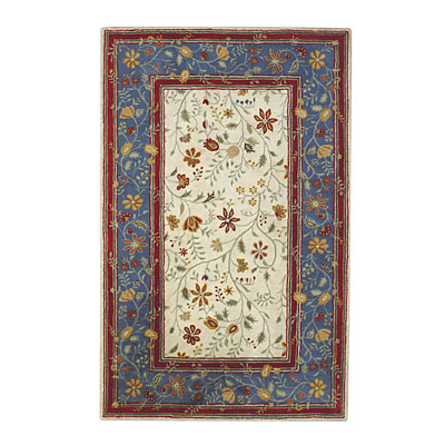 Capel Rugs Regal - Promenade 7 x 9 Ivory 3345_600