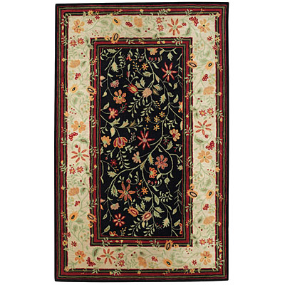 Capel Rugs Regal - Promenade 7 x 9 Midnight 3345_350