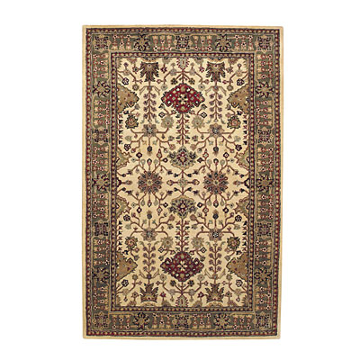 Capel Rugs Regal - Ushak 8 x 11 ItalianStraw 3344_620