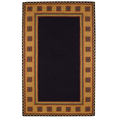 Capel Rugs Riverwood 5 x 8 Black 9233_350