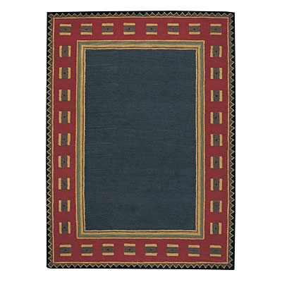 Capel Rugs Riverwood 3 x 5 Blue 9233_450