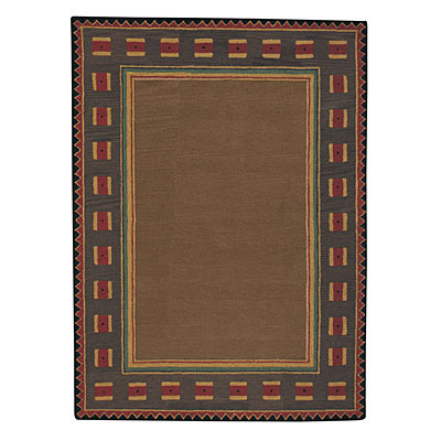 Capel Rugs Riverwood 5 x 8 LightBrown 9233_700