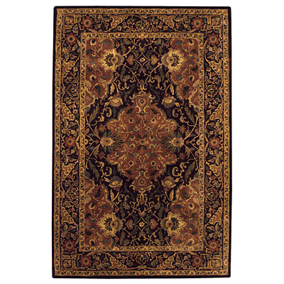 Capel Rugs St. Tropez - Royal Medallion 3 x 5 Mahogany 2995_700