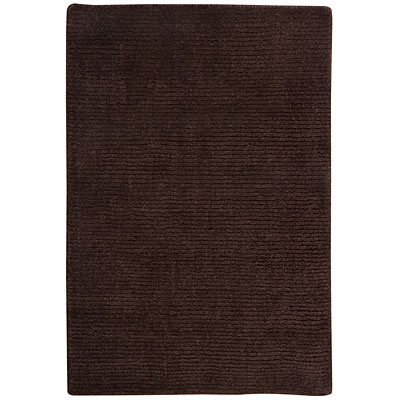 Capel Rugs Stoneridge 7 x 9 Chocolate 9510_775