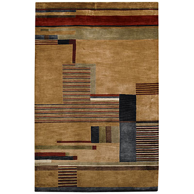 Capel Rugs Tempo 2 x 3 Wheat 9230_150