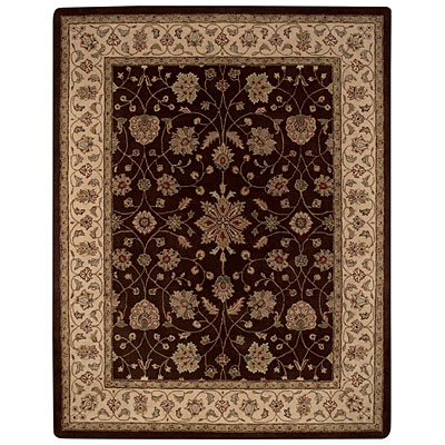 Capel Rugs Varuna - Ziegler 5 x 8 ChocolateCream 9600_760