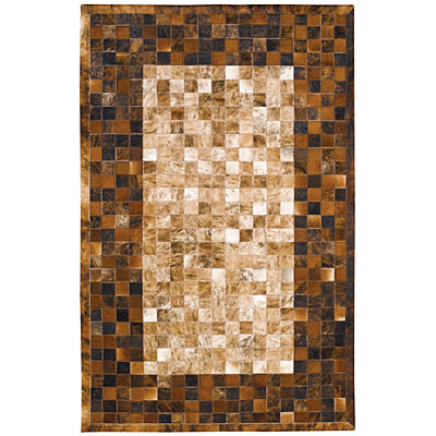 Capel Rugs Chapparral - Cowhide 8 x 10 Rawhide 3228_700