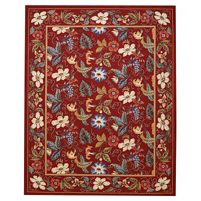 Capel Rugs English Garden 3 x 5 Camelian 2167_550