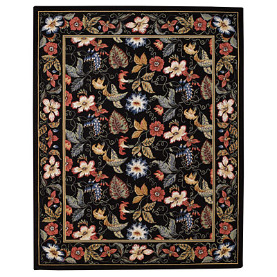 Capel Rugs English Garden 8 x 11 Onyx 2167_350