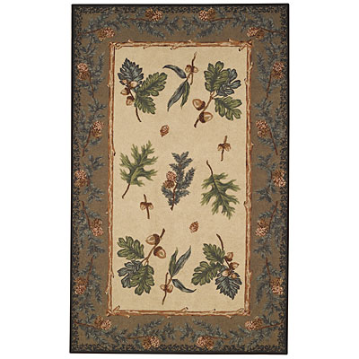 Capel Rugs Pinewood 5 x 8 Cream 6023_650
