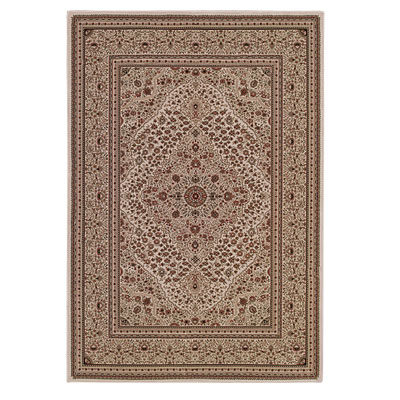Capel Rugs Belmont - Kashan 4 x 5 Ivory 2382_600