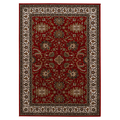 Capel Rugs Belmont - Mahal 8 x 11 Red 2385_550