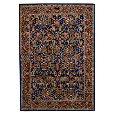 Capel Rugs Belmont - Meshed 4 x 5 Blue 2386_450