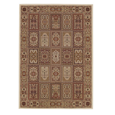 Capel Rugs Belmont - Panel 4 x 5 Ivory 2380_600