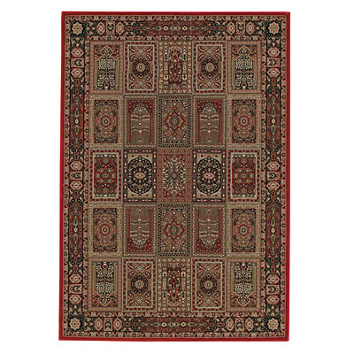 Capel Rugs Belmont - Panel 12 x 15 Red 2380_550