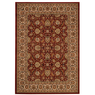 Capel Rugs Belmont - Ziegler 8 x 11 BrickCream 2378_525