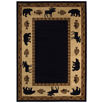 Capel Rugs Cabin Retreat 8x10 Evening 2365_350