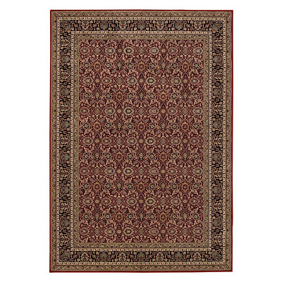 Capel Rugs Estates - Herati 4 x 5 Garnet 3527_550