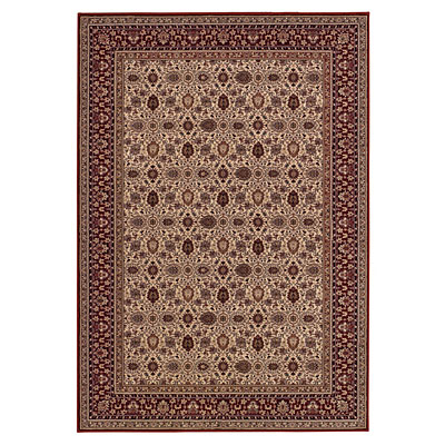 Capel Rugs Estates - Herati 5 x 8 Ivory 3527_600