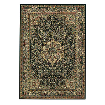 Capel Rugs Estates - Ispahan 4 x 5 Onyx 3530_300