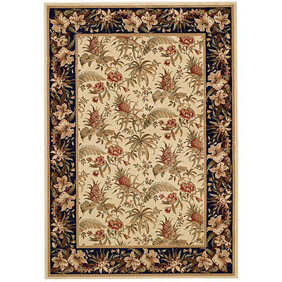 Capel Rugs Estates - Palm Grove 4 x 5 Ivory 3539_600