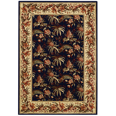 Capel Rugs Estates - Palm Grove 2 x 3 Midnight 3539_450