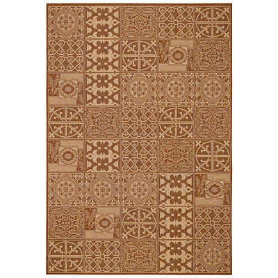 Capel Rugs Finesse - Elements 5 x 8 Coffee 4707_700