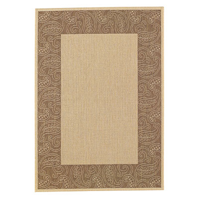 Capel Rugs Finesse - Foulard 5 x 8 Coffee 4703_700