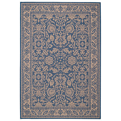 Capel Rugs Finesse - Peonies 10 x 13 BleuPearl 4709_400