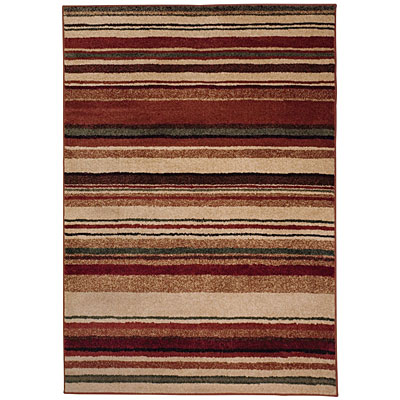 Capel Rugs Fresh Air 5 x 8 HoneyMulti 2366_150