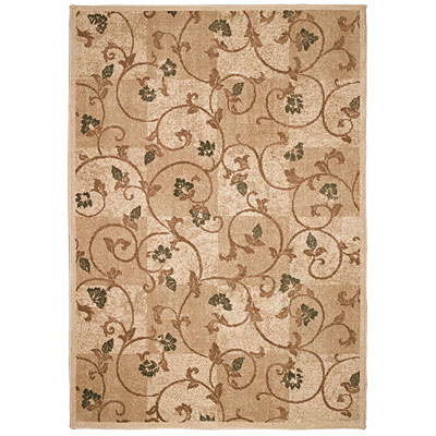 Capel Rugs Fresh Air 4 x 5 Parchment 2366_620