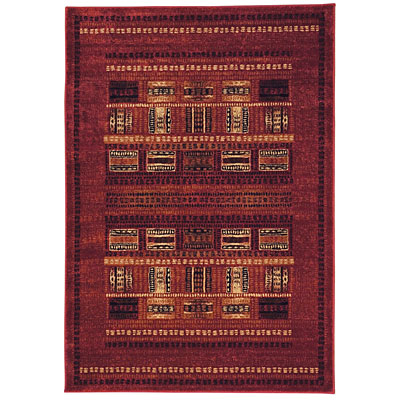 Capel Rugs Fresh Air 8 x 11 Rouge 2366_500