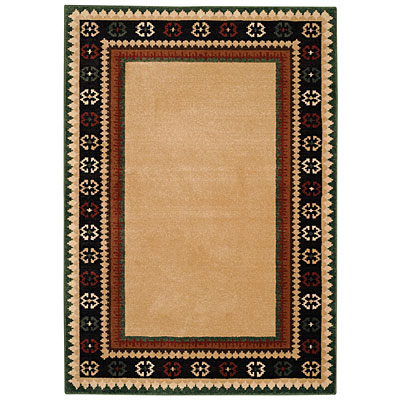 Capel Rugs High Plains - Aspen 4 x 5 Honey 2360_150