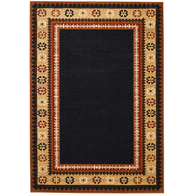 Capel Rugs High Plains - Aspen 5 x 8 SmokyBlack 2360_350